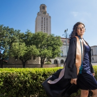 Susana Sanchez Grad Session - The University of Texas at Austin - Ben Briones Studios