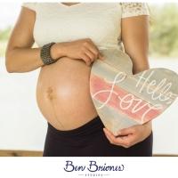 Sophia Puig Maternity - Hidalgo, Texas - Ben Briones Studios