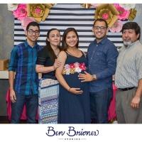Fuentes' Baby Shower - Weslaco, Tx - Ben Briones Studios