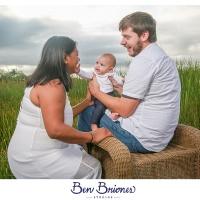 Glory Iris Baptismal Family Photos | Estero Llano Grande State Park | Weslaco, Texas