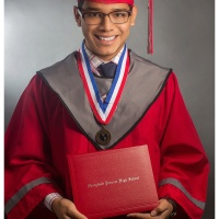 Alex Garcia - Sharyland Pioneer High School Graduate - Ben Briones Studios
