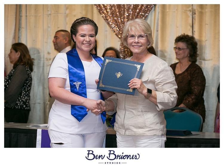 07.30.17_HighRes_3. Certificate _STC Nursing Pinning Ceremony_BBS-6776_BLOG