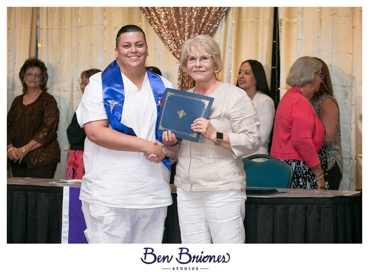 07.30.17_HighRes_3. Certificate _STC Nursing Pinning Ceremony_BBS-6792_BLOG
