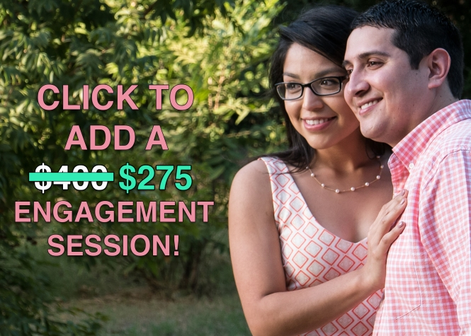 Add Engagement Session Promo