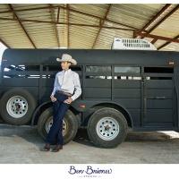 Quinceñero Portraits - La Estrella Ranch - Ben Briones Studios