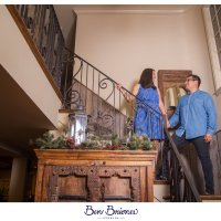 Christopher and Priscillas Engagement Session - Chachalaca Bend - Ben Briones Studios