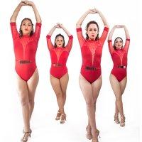 Sorellanza Bachata Ladies - Dance Portraits - Ben Briones Studios