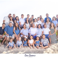 Family Photos - South Padre Island, Texas - Ben Briones Studios