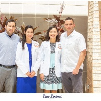 Edna Villarreal Kruger - White Coat Ceremony - UTRGV
