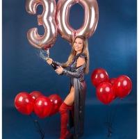 Sarah Echavarria - Big 30 - Ben Briones Studios
