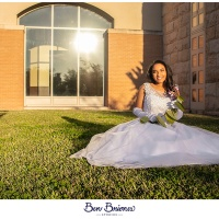 Amaya Hernandez - Cotillion 2019 - McAllen, Texas