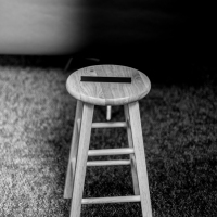 The Posing Stool - Ben Briones Studios