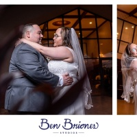 Sylma & JJ Wedding - Mario's Banquet & Conference Center - Ben Briones Studios