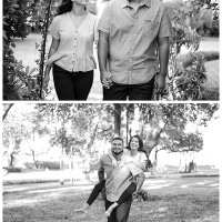 Flora & Martin Engagement - Hummingbird Springs - Donna, Texas