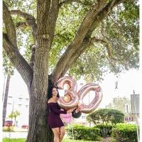 Lina Fernanda's 30th Bday Shoot - McAllen, Texas - Ben Briones Studios