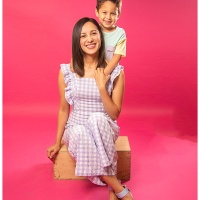 Mommy + Me - Mother's Day Portraits - McAllen, Texas