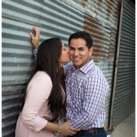JJ & Christina Engagement - Old Hidalgo Pump House - Hidalgo, Texas