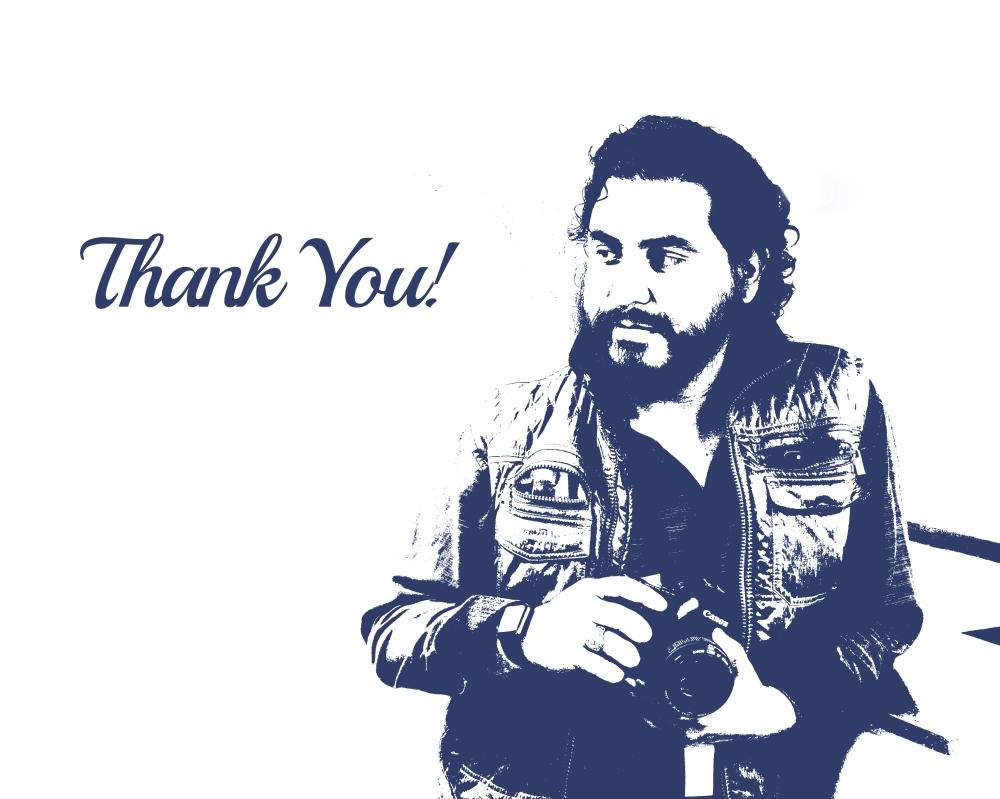 Ben Briones 2019 Thank You