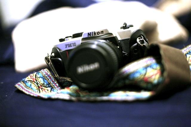 New Nikon blogger photo by Ben Briones