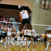 There's a first time for everything - UT Volleyball - Austin, Texas