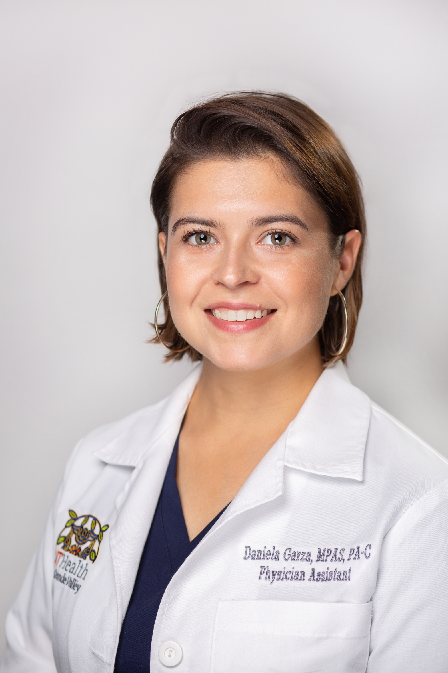 physician assistant head shot session mcallen texas