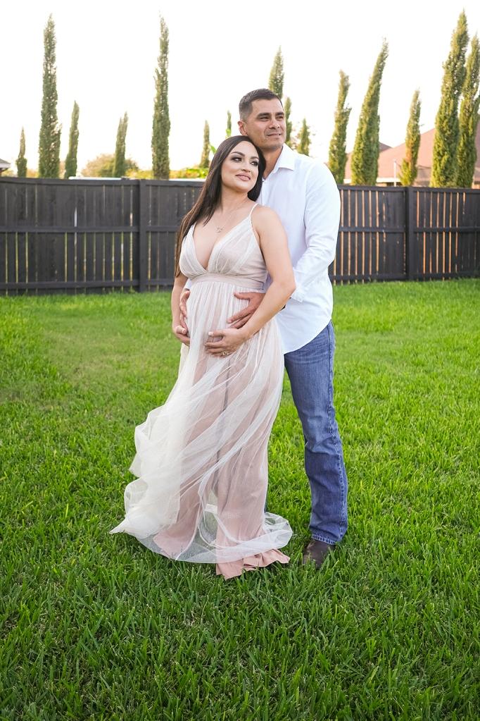 maternity photo session rgv